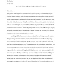 The Legal Lynching of Ray RossChavez.pdf