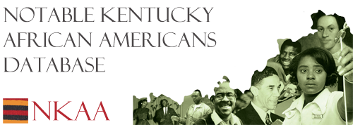 Notable Kentucky African Americans Database